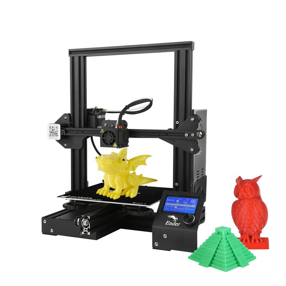 57% OFF Creality 3D Ender-3 High-precision DIY 3D Printer,free shipping+$174.52