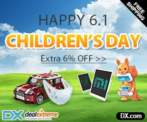 Up to 8% OFF Gift for Children's Day