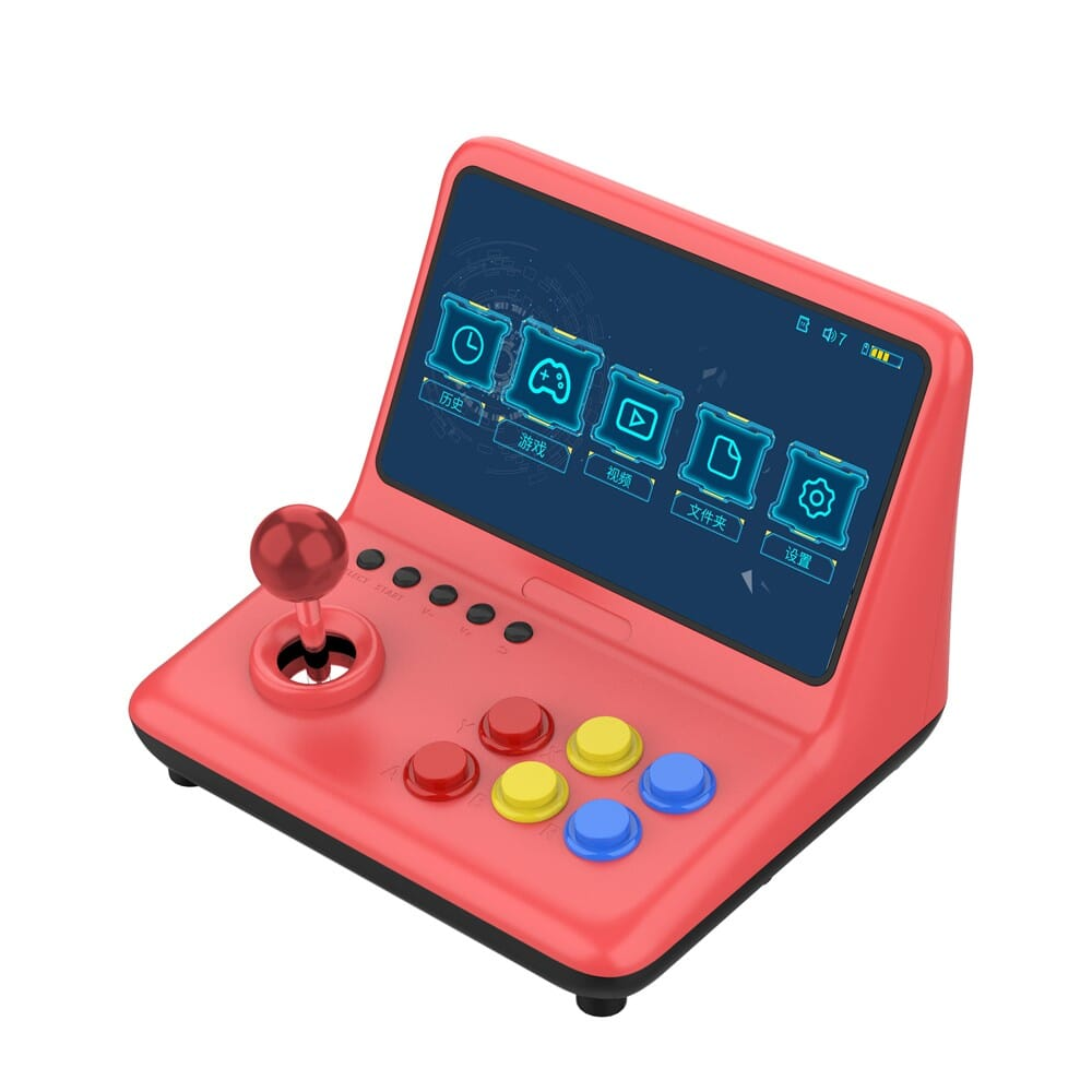 49% OFF Powkiddy A12 Video Game Console Handheld Game Player Arcade Joystick,free shipping+$87.53