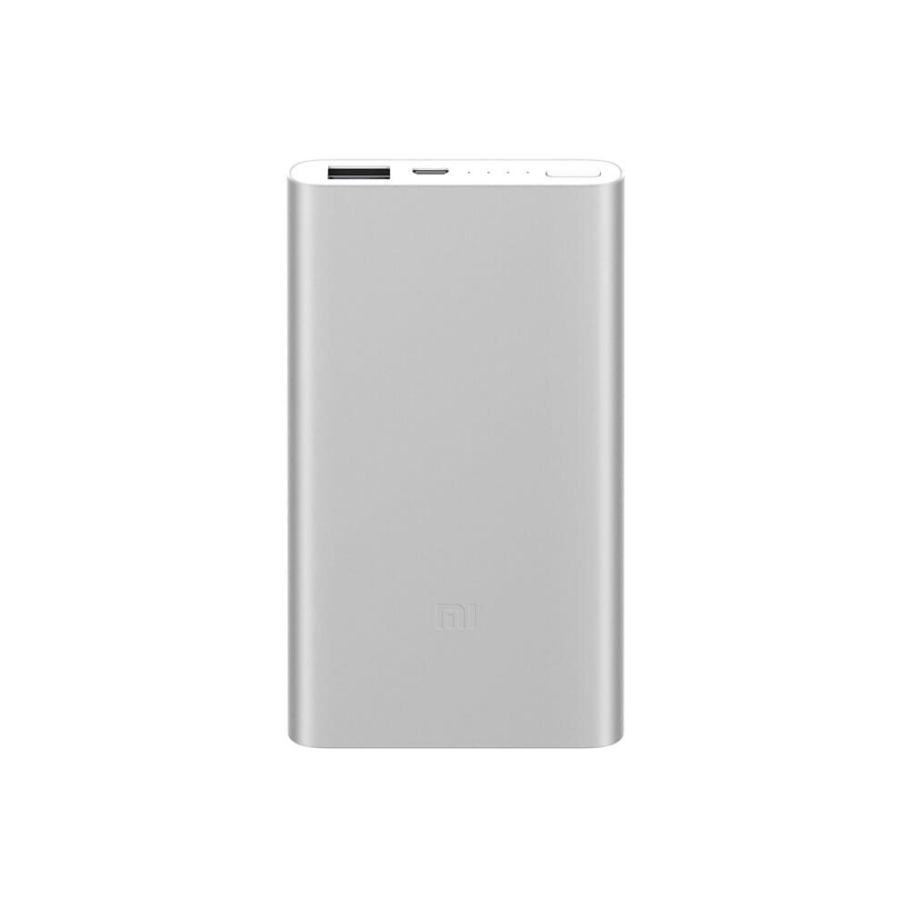53% OFF Xiaomi Power Bank 2 5000mAh Portable Powerbank,free shipping+$26.77